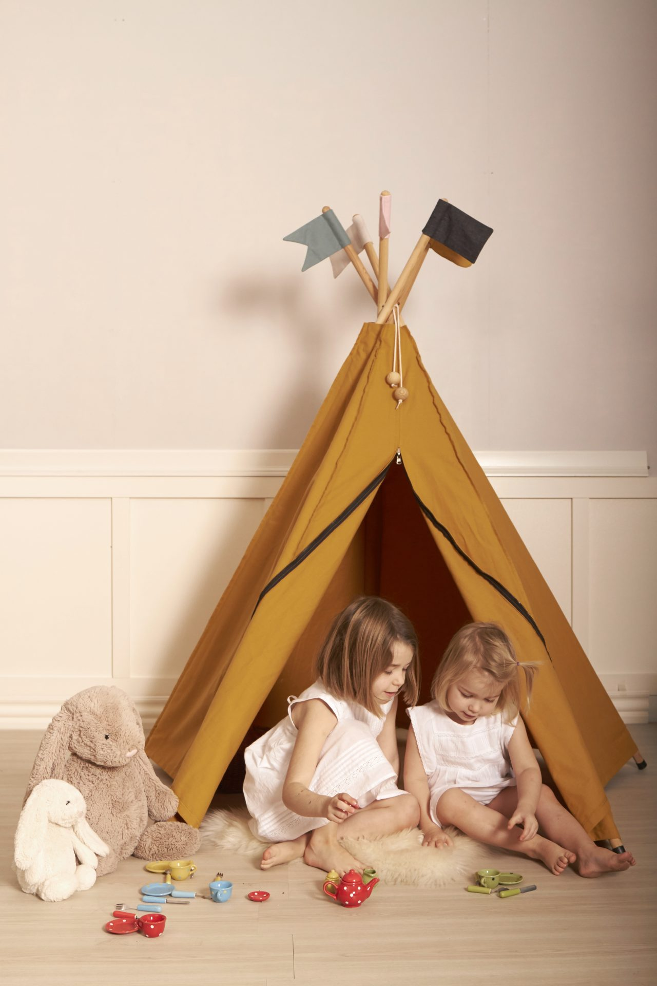Kindertipi Jolly Kids